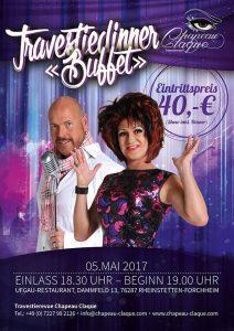 Travestiedinner / Forchheim @ Uffgauhalle | Rheinstetten | Baden-Württemberg | Deutschland