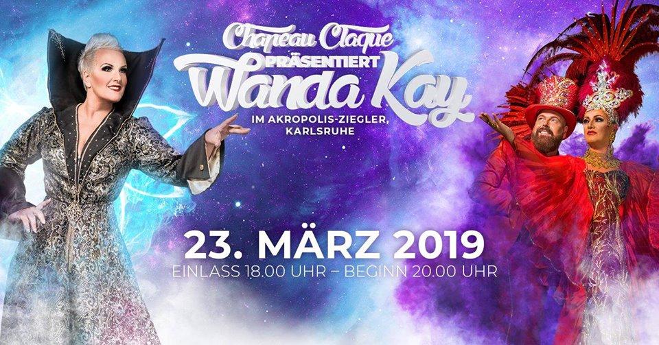Chapeau Claque & Wanda Kay