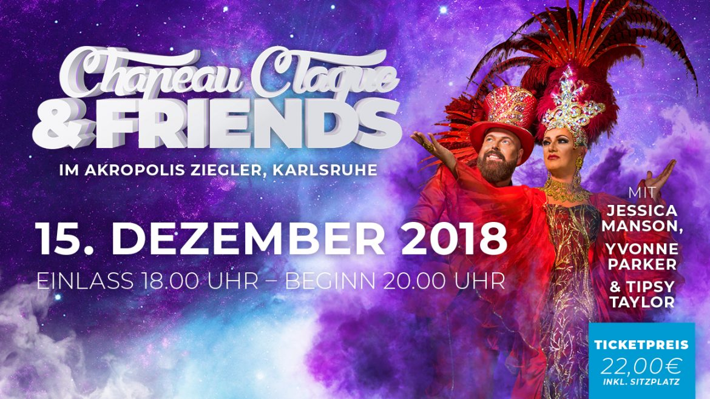 Dezembershow 15.12.2018 Karlsruhe